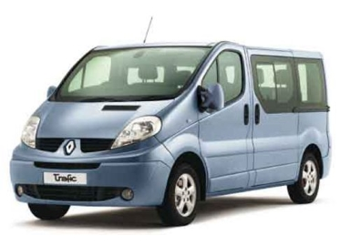 We buy minibuses